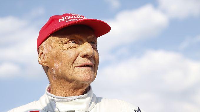 Der Gesundheitszustand von Formel-1-Legende Niki Lauda ist zwar nicht lebensbedrohlich, aber ernst.
