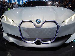 """Europa-Verkäufe schwach: China """"rettet"""" den BMW-Absatz"""