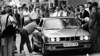 30 Jahre nach Geiseldrama von Gladbeck: Laschet bittet Opfer und Angehörige um Vergebung