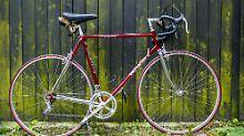 Schönheiten aus Stahl: Was bei Vintage-Rennrädern zu beachten ist