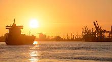 Der Börsen-Tag: Siemens will Schiffe mit Brennstoffzellen antreiben