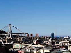 Brückeneinsturz in Genua: Rom fordert Betreiber zum Rücktritt auf