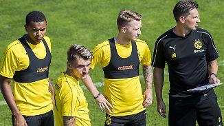 Aufbruchstimmung in Schwarz-Gelb: Wer wird Topstürmer beim BVB?