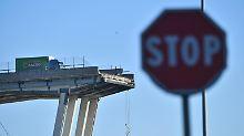 Brückeneinsturz in Genua: Unglück oder menschliches Versagen?