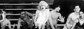 Madonna, einfach unvergleichlich: 60 - so what?