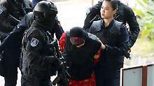 Vergiftung von Kim Jong Nam: Gericht hält Mordanschlag für keinen Scherz