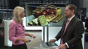 Investieren in Edelmetalle: Gold: Angriff der Bären