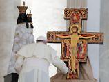"""Reaktion auf Missbrauche in USA: Vatikan empfindet """"Scham und Bedauern"""""""
