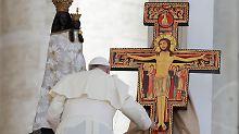 """Reaktion auf Missbrauch in USA: Vatikan empfindet """"Scham und Bedauern"""""""