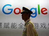 """Zensierte """"Dragonfly""""-Version: Google-Mitarbeiter kritisieren China-Pläne"""