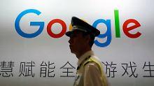 Zensierte Suchmaschinen-Version: Google-Mitarbeiter kritisieren China-Pläne