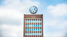 Arbeit an größerer Effizienz: VW bündelt Produktion in Wolfsburg