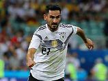 Erstes Statement nach WM-Aus: Gündogan will Nationalspieler bleiben