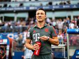 """Der Sport-Tag: 13:28 Bayern-Coach Kovac verspricht """"volle Kapelle"""" im Pokal"""