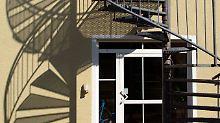 Vermieter kommt nicht ins Haus: Treppe entfernt - Kündigung für Mieter