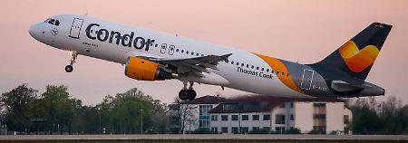 Zwischenlandung nach Bombenalarm: Condor-Maschine ist zurück in Deutschland