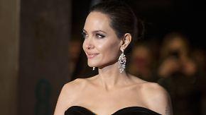 Promi-News des Tages: Angelina Jolie lässt Brad Pitt bespitzeln