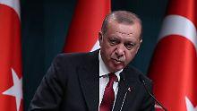 Ton in Ankara wird schärfer: Dax-Anleger sehen Krisen, keine Lösungen