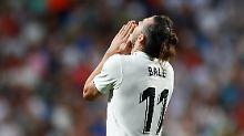 Erstes Ligaspiel nach Ronaldo: Real startet mit Bale und Pflichtsieg