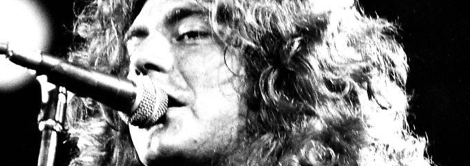 Robert Plant wird 70: Der Frontmann deluxe