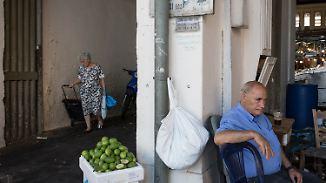 """""""Man braucht Geduld"""": Griechenlands Probleme sind nicht überwunden"""