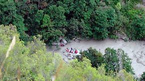 Raganello-Schlucht unter Wasser: Mehrere Wanderer sterben bei Sturzflut in Süditalien