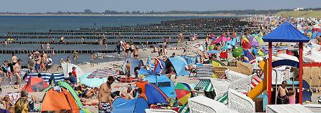 Hitze von 2003 ungeschlagen: Sommer 2018 bricht doch nicht alle Rekorde
