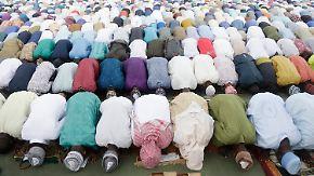 Höhepunkt des Hadschs: Warum Muslime Opferfest feiern