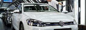 """Mega-Start-up"" angekündigt: VW-Autos sollen digitale Endgeräte werden"