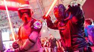 Besucherrekord erwartet: Gamescom feiert schrilles Jubiläum