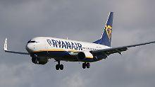 Neue Bedingungen ab November: Ryanair macht Handgepäck kostenpflichtig