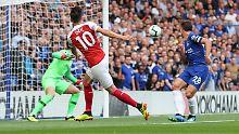 Hingucker in den Auslandsligen: Siegt Klopp weiter, stoppt Arsenal den Fall?
