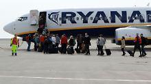 Der Börsen-Tag: Ryanair droht bei Streik mit Jobabbau in Deutschland