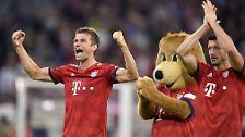 FC Bayern - 1899 Hoffenheim 3:1 (1:0)