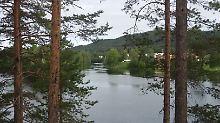 Lust auf Lappland (1): Königsadler mit WLAN