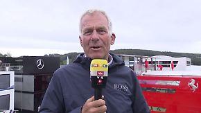 """Danner zum Grand Prix in Spa: """"Vettel hat Lewis Hamilton ein wenig demoralisiert"""""""