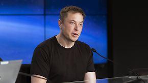 Visionär in der Krise: Musk nimmt Tesla nun doch nicht von der Börse