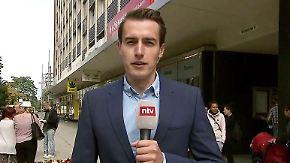 """n-tv Reporter Hermes aus Chemnitz: Rechte Szene feiert """"Kundgebung als großen Erfolg"""""""