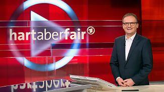 """""""Hart aber fair"""": Wie konsequent sollten wir abschieben?"""