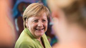 Fluchtursachen bekämpfen: Merkel startet Westafrika-Reise