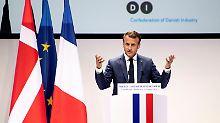 Der Sport-Tag: Macron: Start der Tour de France in Kopenhagen möglich