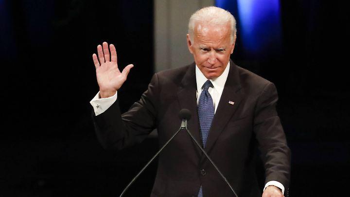 Biden war ein Freund und Weggefährte McCains.