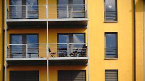 Mehr bezahlbarer Wohnraum: Regierung will Bauherren steuerlich entlasten