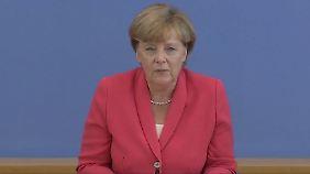 """Drei Jahre nach Merkels Appell: """"Wir schaffen das"""" polarisiert weiter"""