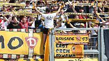 Polizisten müssen nach Chemnitz: DFL sagt Dynamo Dresden gegen HSV ab