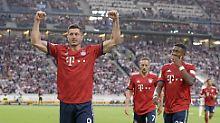 Stuttgart übernimmt Rote Laterne: FC Bayern grüßt die Liga wieder von oben