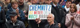 Gegendemos zu #wirsindmehr: Chemnitz untersagt rechte Kundgebungen