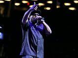 Das Konzert des US-Rappers Ice Cube fand trotz des Vorfalls statt.