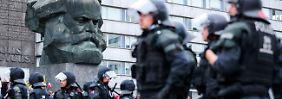 Demos vorüber, was nun?: Was von Chemnitz bleibt