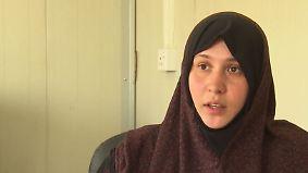 """""""Wusste nicht, dass es so gefährlich ist"""": Inhaftierte IS-Frauen sehnen sich zurück nach Deutschland"""